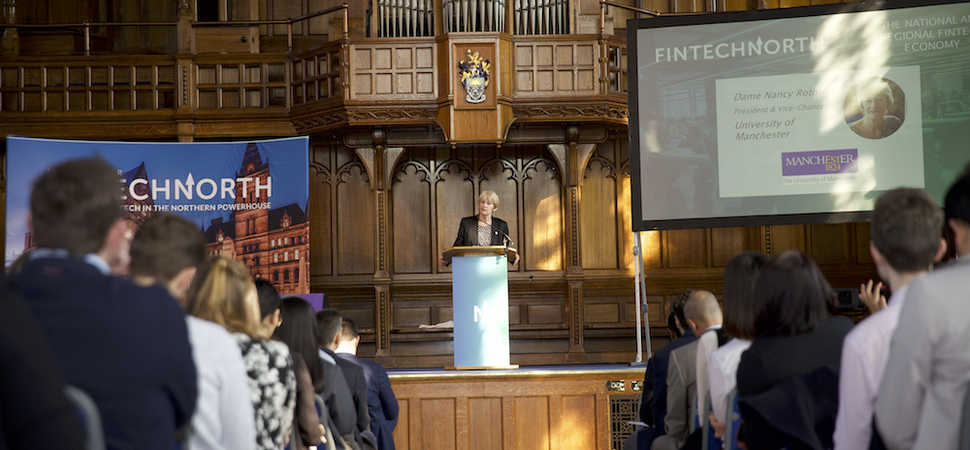 FinTech North returns to Manchester with sell-out conference
