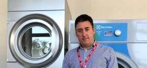 Laundry specialist boosts business with dairy farm focus