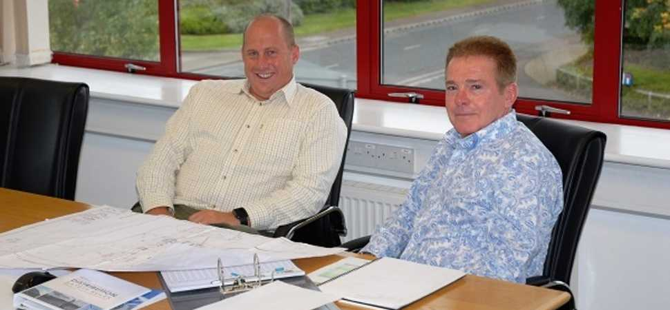 Hat-trick of senior appointments for Elland-based firm