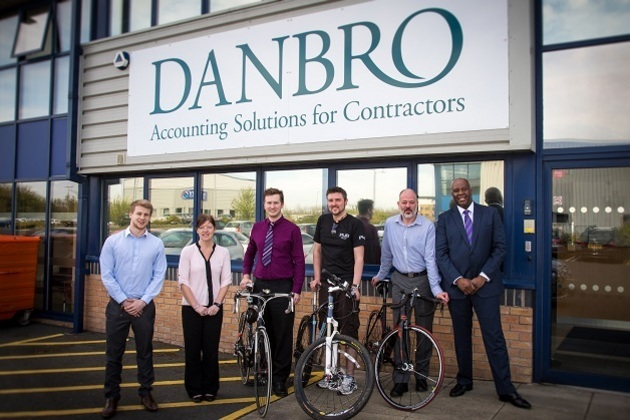 Team Danbro To Cycle From Manchester to Blackpool In Aid Of The Christie