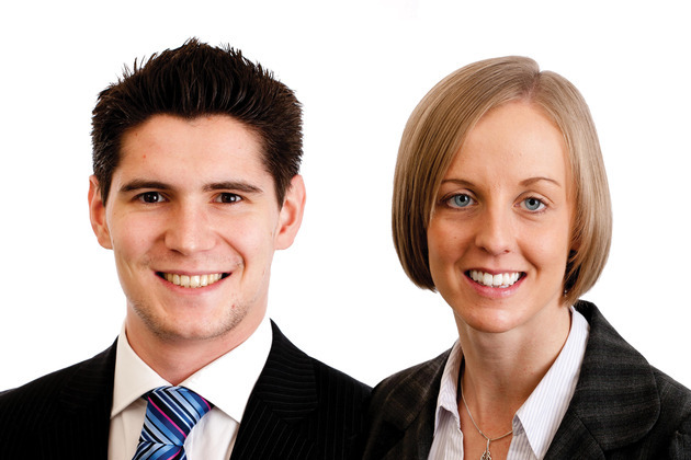 Law firm makes double partner promotion