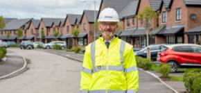 Bolton site manager wins Pride in the Job award