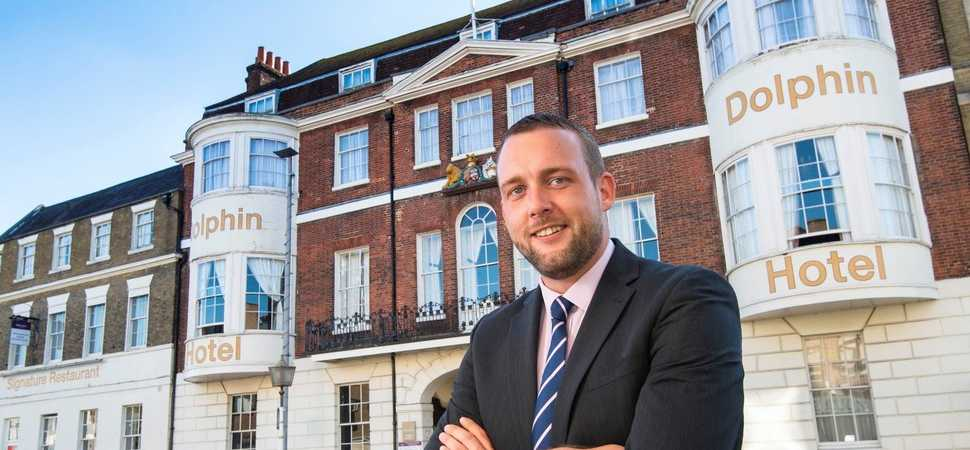 Mercure Southampton Centre Dolphin Hotel Appoints New General Manager