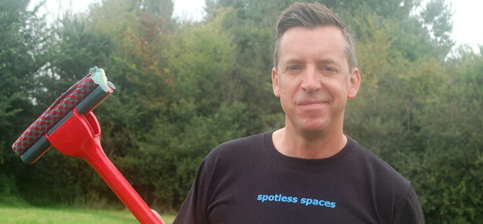 Bristol man sets up business empire from humble beginnings