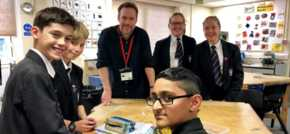 Secondary school students urged to rise to design challenge