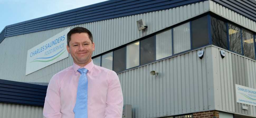 Expanding food wholesaler moves into new £3m Yate warehouse facility