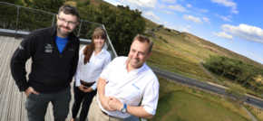 AkzoNobel Ashington helps paint a bright future for Northumberland National Park