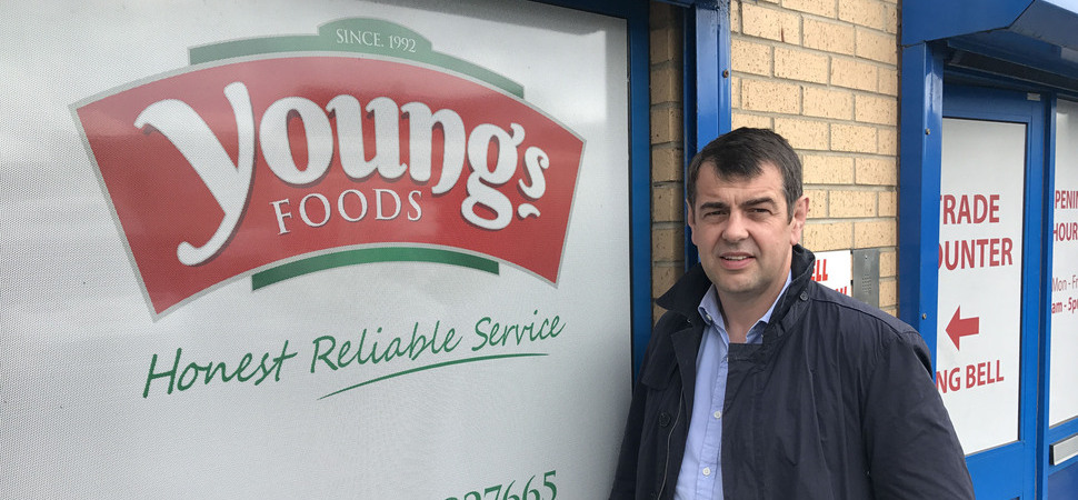 Hull's Youngs Foods joins Fairway as part of strategy to double turnover