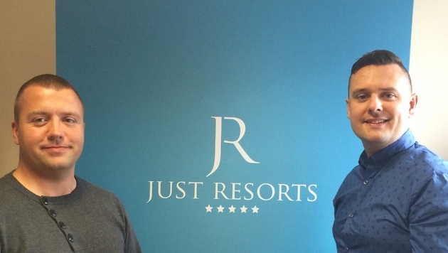 JustResorts.co.uk Checks-In Two Top Appointments