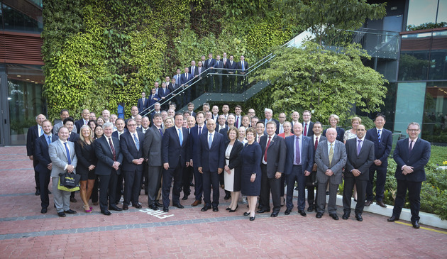 Urban Splash Finance Director Joins The PM On Far East Trade Mission