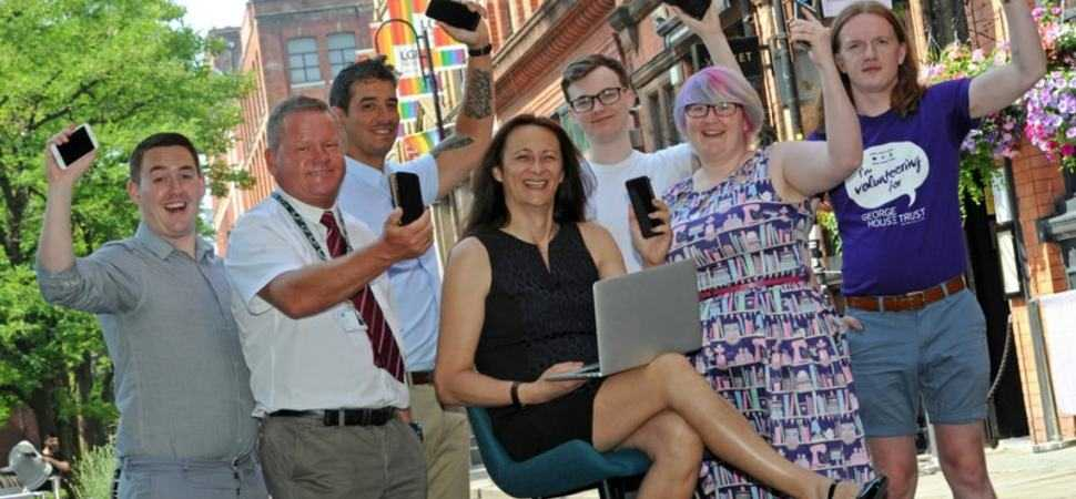 Business tech support firm OneTek installs 'ultrafast' WiFi in Gay Village