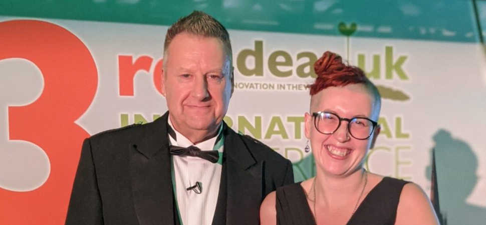 Double win for NCFE at prestigious innovation conference