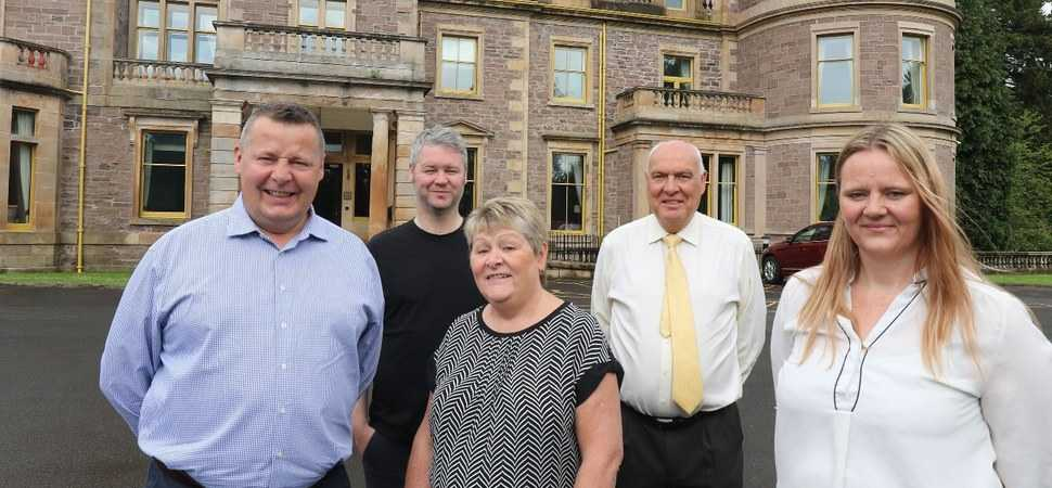 Deanston House Limited creates 60 Local Jobs following £3.5 million investment