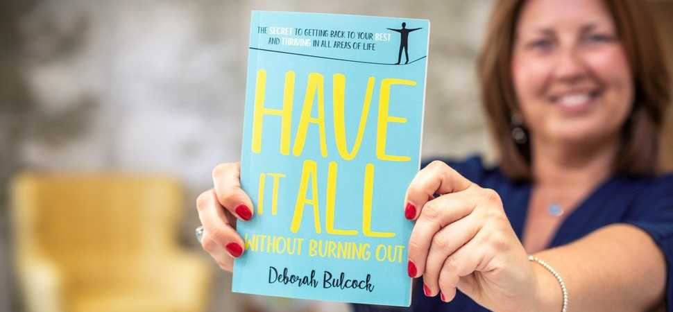 Skipton-based Entrepreneur celebrates becoming bestselling author after sharing her story of burnout
