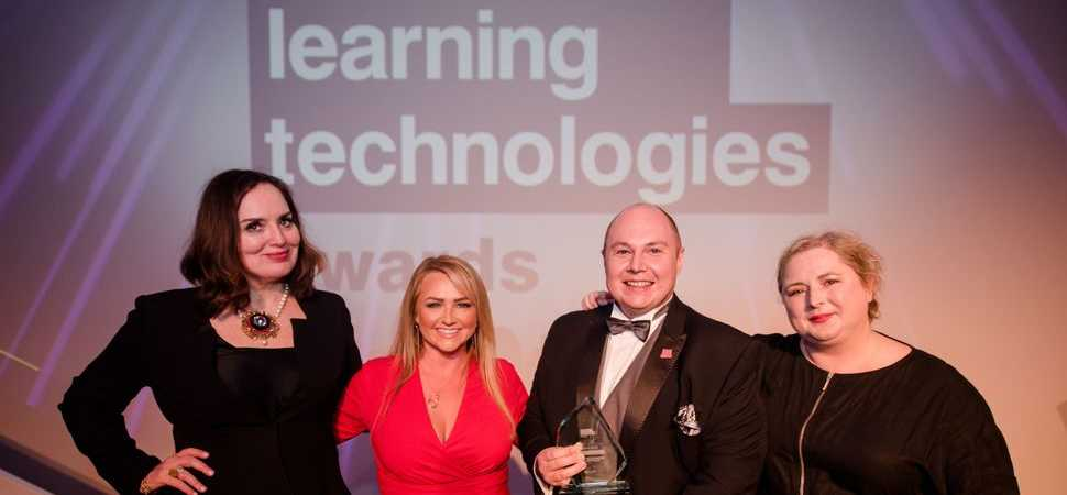 Leading distance learning provider closes 2019 with prestigious gold class industry award