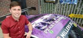 Sadlers Peaky Blinder Irish Whiskey Makes Motorsport Debut