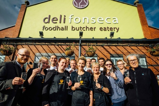 Delifonseca Dockside celebrates five years in business with food quiz
