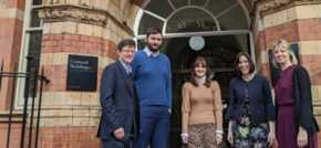 Birmingham town planning firm takes space at historic building