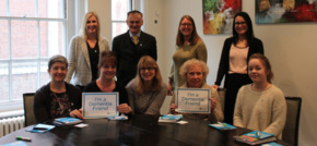 Lawyers train to become a dementia friendly business