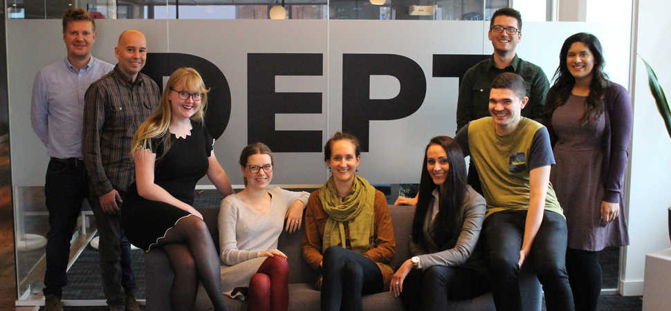 Dept continues to grow exponentially with 14 new hires