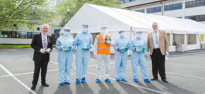 UK Mask Force donates over 6,000 pieces of PPE to Midlands health facilities