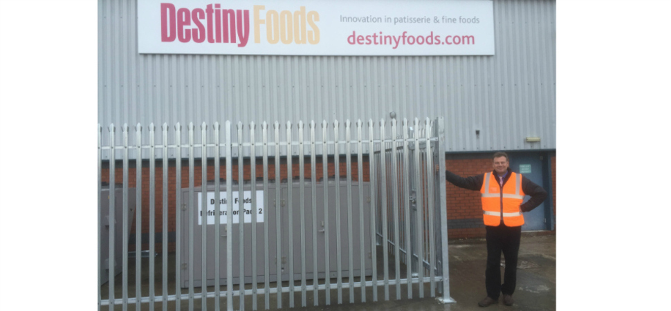 Expansion is the icing on the cake for Destiny Foods