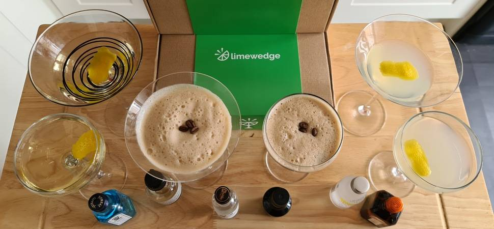 Limewedge launches new affordable cocktail delivery service