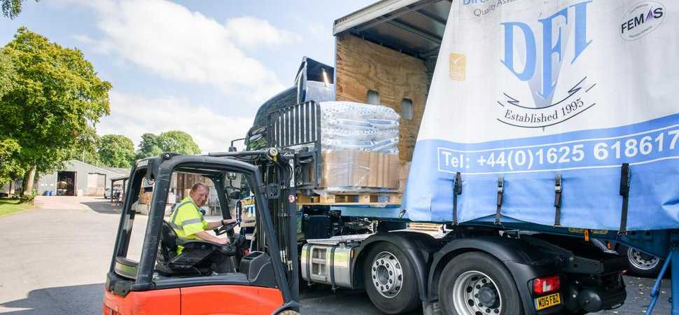 Direct Food Ingredients Secures  Universal Feed Assurance Scheme Accreditation