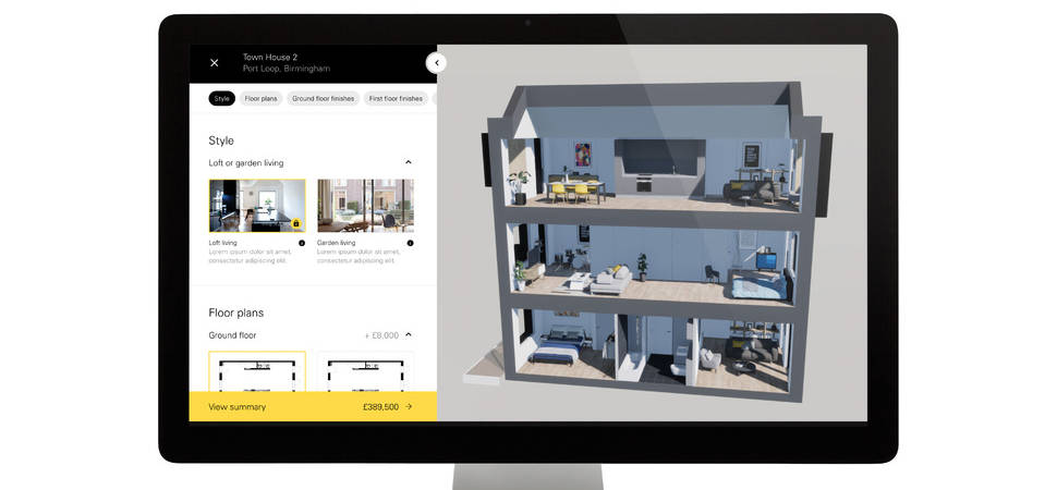 Virtual Viewings take home viewings to 'next level'