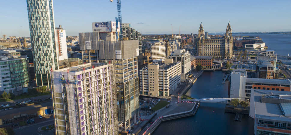 Liverpool Waters welcomes start-ups to Princes Dock