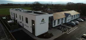 Wynne Construction delivers two major North Wales projects