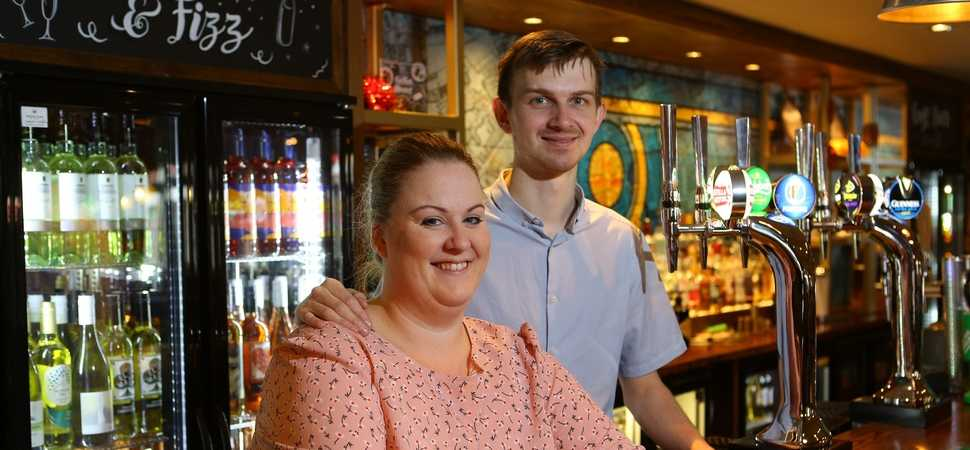 Carlisle pub reopens with a fresh new look
