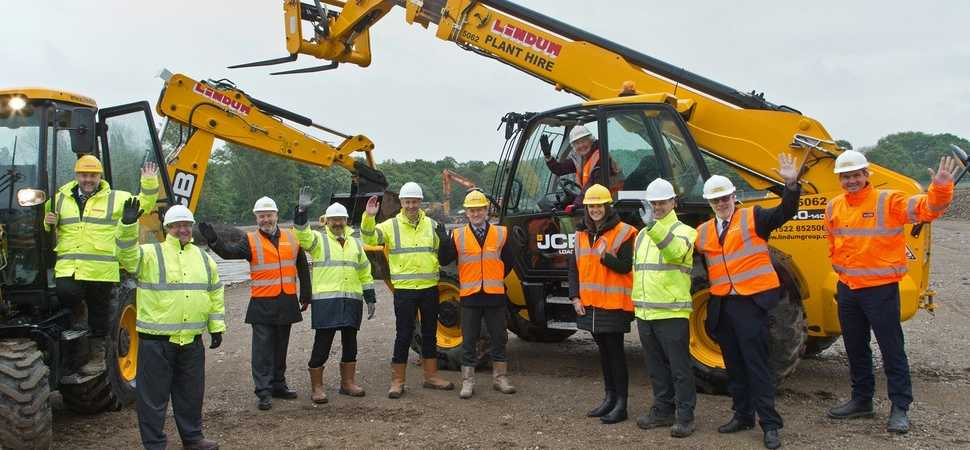 St. Modwen breaks ground on phase three of Doncaster scheme