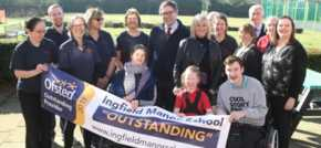 Ingfield Manor School Awarded Outstanding Inspection by Ofsted