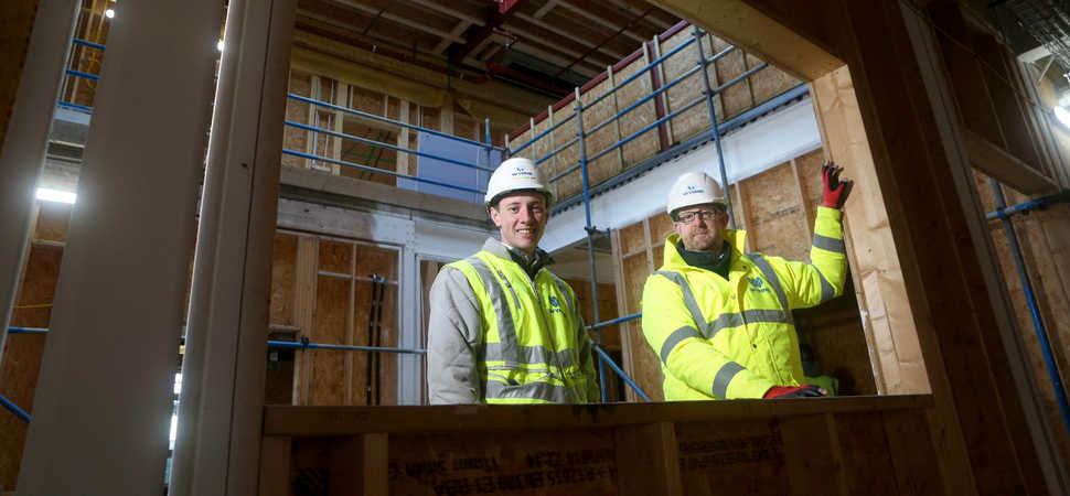 Innovation at the heart of four new North Wales school builds