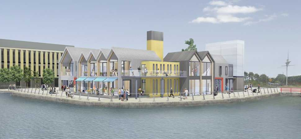 Peel submits planning application for a £3.5m amenity and arts hub