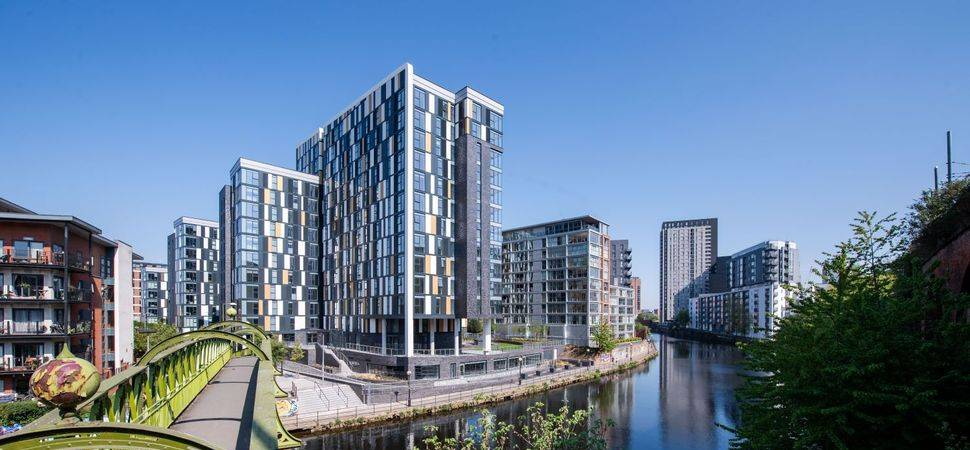 McGoff Group completes £85m Salford development