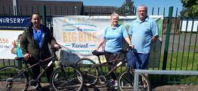 South Tyneside primary school urges people to get on their bike
