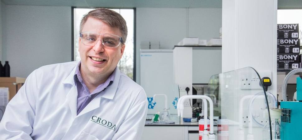 Croda International opens laboratory at Sci-Tech Daresbury