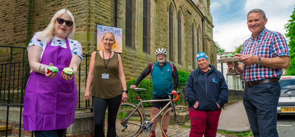 Waddington Street Centre serves up fundraising plans to hit £40,000 target