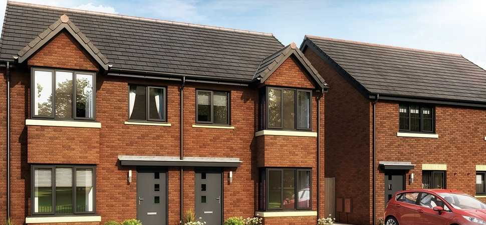 Work starts on Wigan housing development