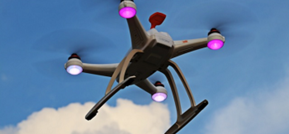 Energy networks set sights on drone technology integration with help of the EIC