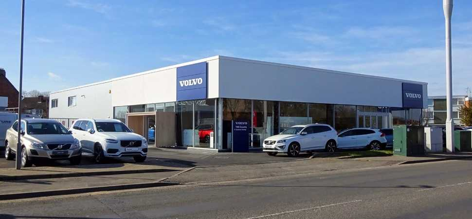 TMS Volvo Coventry completes £1.7 million redevelopment project