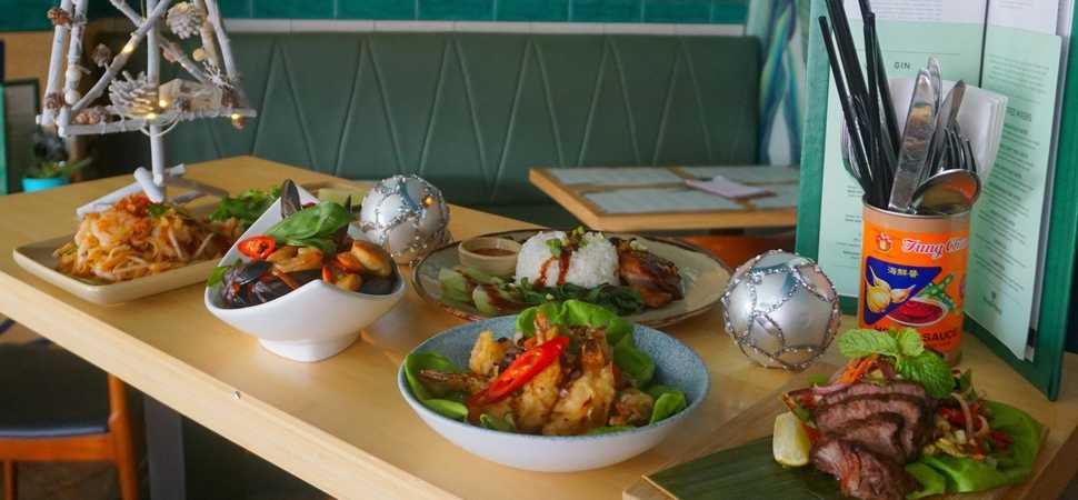 Tiger Rock Hawker launches its Christmas menu with a difference