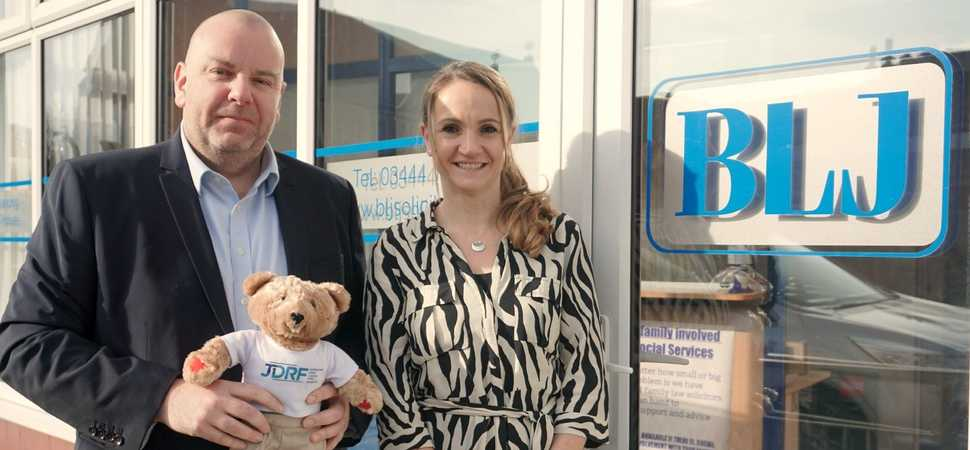 BLJ Solicitors Announces Plans to Raise Funds For Type 1 Diabetes Charity