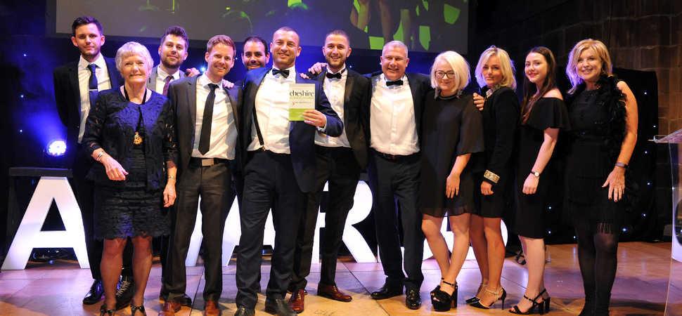 Big Brand Ideas scores regional business award for football campaign