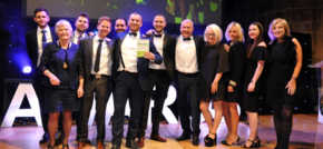 Big Brand Ideas scores regional business award for Macclesfield Town FC campaign