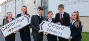Yarm School students hitting the road to Oxbridge