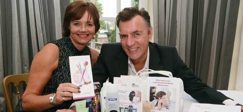 Bannatyne health clubs raise more than £40k for cancer support charity