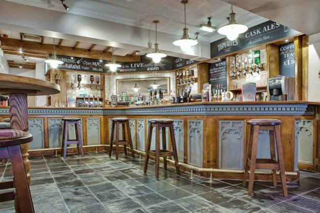 DV8 Designs Adds Creative Flare To Lancashire Country Pub Hare U0026 Hounds